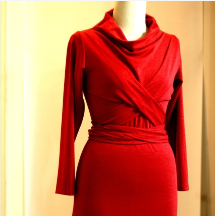 The Best Red Dress – Red Dress Review – Tasi Fashion