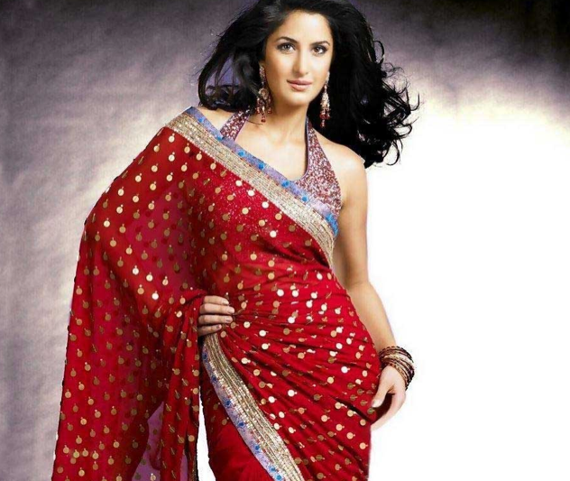 The Best Red Dress – 3 Ways a Red Sari Teaches You How to be Feminine