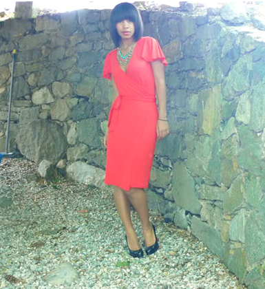 Red Dress Vixen - Chelsea - The Best Red Dress from thebestreddress.com