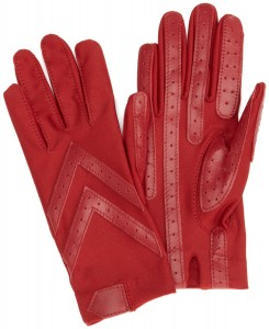 The Best Red Dress Red Isotoner Glove