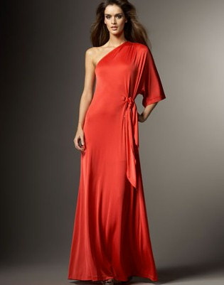 red halston gown best red dress 3
