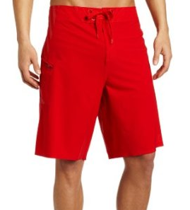 Red Board Shorts by Oakley The Best Red Dress