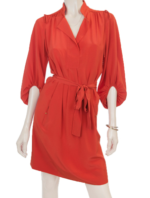Diane von Furstenberg bairly red dress The Best Red Dress