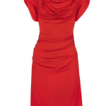 The Best Red Dresses Vivienne Westwood Anglomania Red Dress