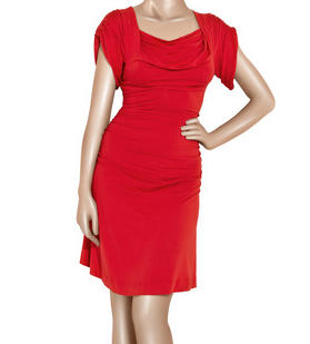 The Best Red Dress Vivienne Westwood Anglo mania Red Dress