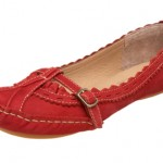 Gee Wawa Red Shoe Moccasin The Best Red Shoes