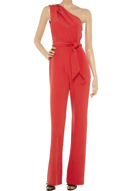 The Outnet Red Jumpsuit The Best Red Dress
