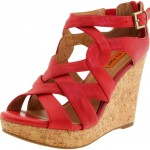 Miz Mooz Red Wedge Shoe The Best Red Shoes