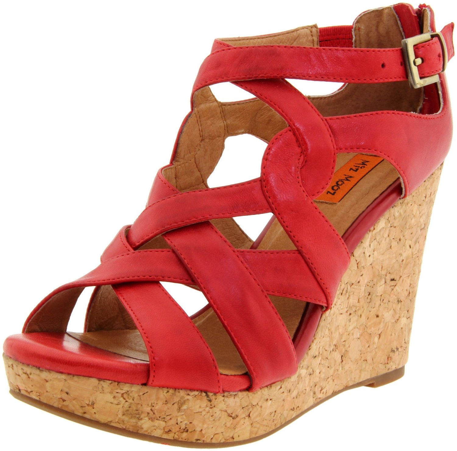 Find great deals on eBay for red wedge shoe. Shop with confidence.