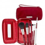Sephora Brushes The Best Red Toolkit Sephora Travel Clutch Brush Set 3