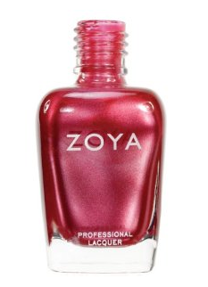 The Best Red Nail Lacquer Zoya Red Shades
