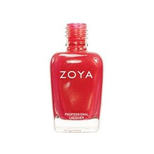 The Best Red Nail Polish Lacquer Zoya Tosca