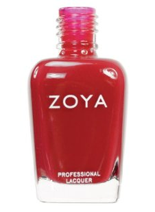 The Best Red Nail Lacquer Polish from Zoya
