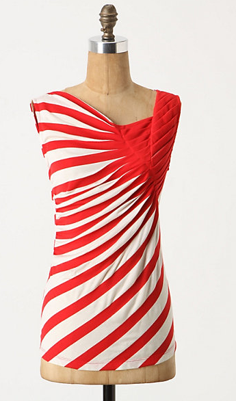 The Best Red Dress Loves Red Stripes