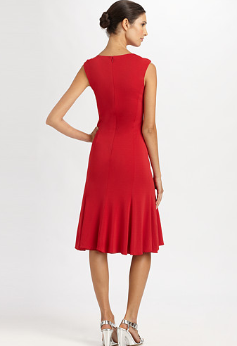 The Best Red Dress Ralph Lauren Black Label Red Thandie Dress The Best Red Dress