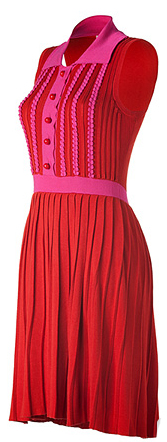 The Best Red Dress Stylebop Milly Covent Garden Lipstick Red Polo Dress