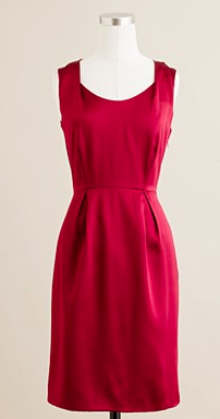 The Best Red Dress Pick of the Week J.Crew