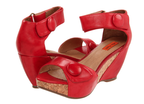 3 Best Red Wedge Shoes for Spring The Best Red Dress.com