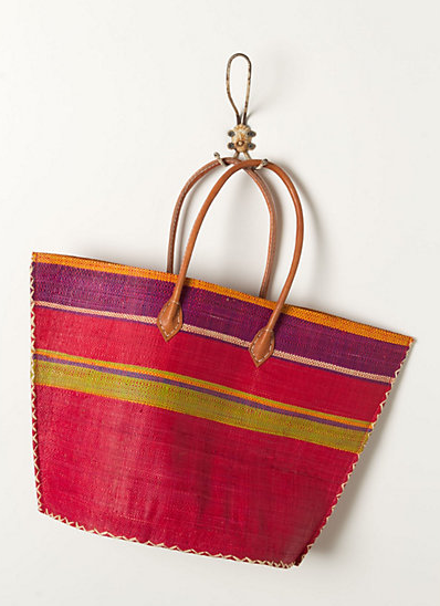 The Best Red Dress Anthropologie Red Striped Beach Tote Bag The Best Red Dress.com