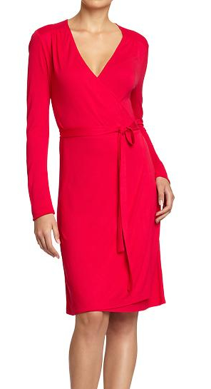 The Best Red Dress Old Navy Red Wrap Dress The Best Red Dress