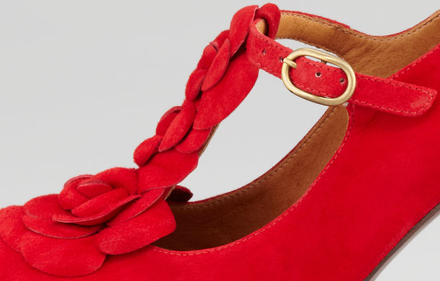 The Best Red Dress Chie Mihara Red Suede Shoe Neiman Marcus The Best Red Dress