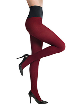 Red Tights Beauty.com Commando The Best Red Dress