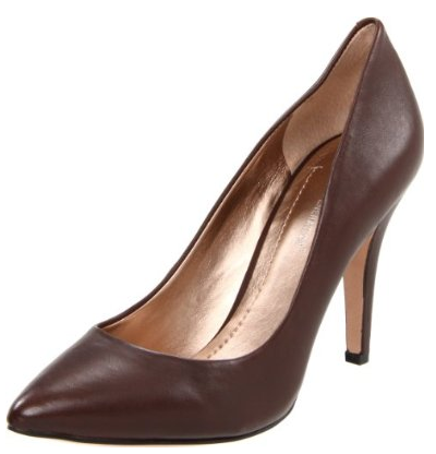 BCBG Brown Nude Shoes The Best Red Dress