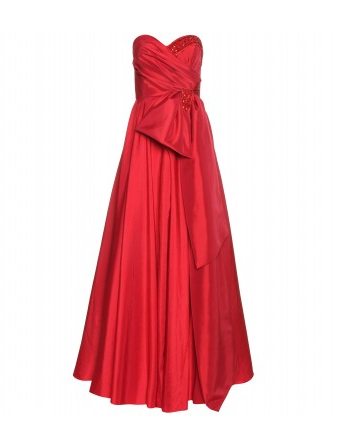 Marchesa Notte Red Ball Gown The Best Red Dress