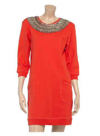 McQ Alexander Mc Queen Red Dress on The Best Red Dress