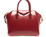 The Best Red Bag for Fall on The Best Red Dress