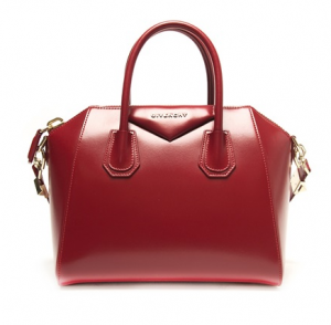 Red Givenchy Antogona Box Bag The Best Red Dress 1