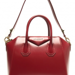 Red Givenchy Antogona Box Bag The Best Red Dress 2